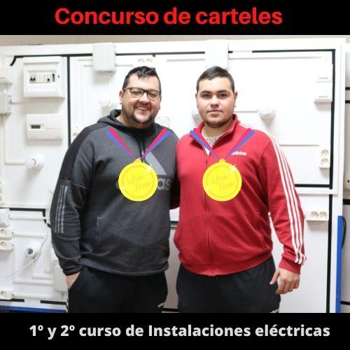 Los electricistas del CIFP Medina también se ConCiencian.