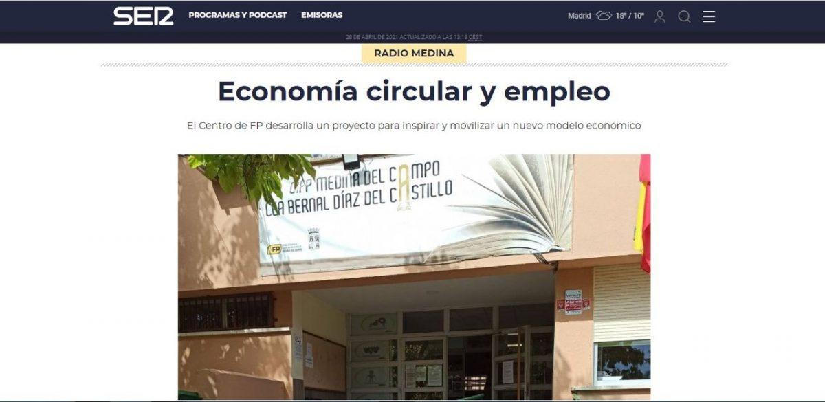 Proyecto de Economía circular.
